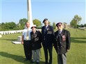 War Veterans in France