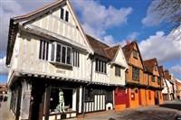 Ipswich OR Bury St Edmunds