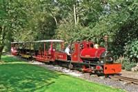 Banham Zoo & Bressingham Steam & Gardens