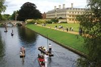 Cambridge, a fine University City