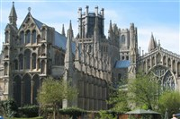 Ely Cathedral Christmas Gift & Food Fair