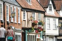 Norwich Shopper - Departs Leiston
